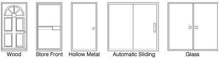 Entry door seals entry door weatherstripping sealeze - Commercial door sweeps for exterior doors ...