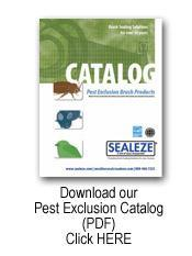 Pest Exclusion Catalog